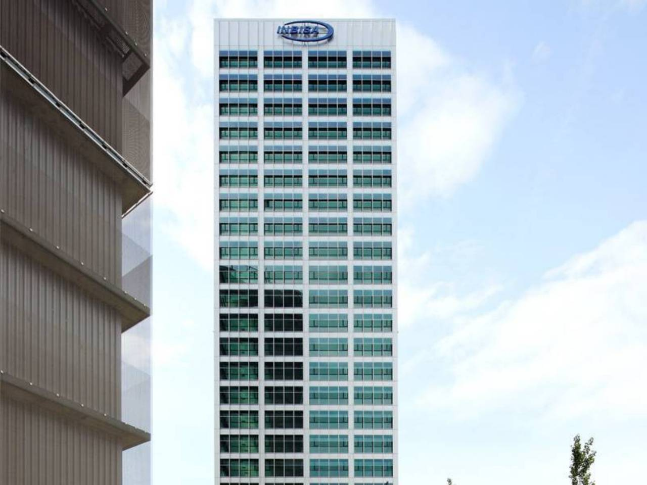 Edificio Torre Inbisa, Plaça Europa 11, Plantas 22-A y 23-A