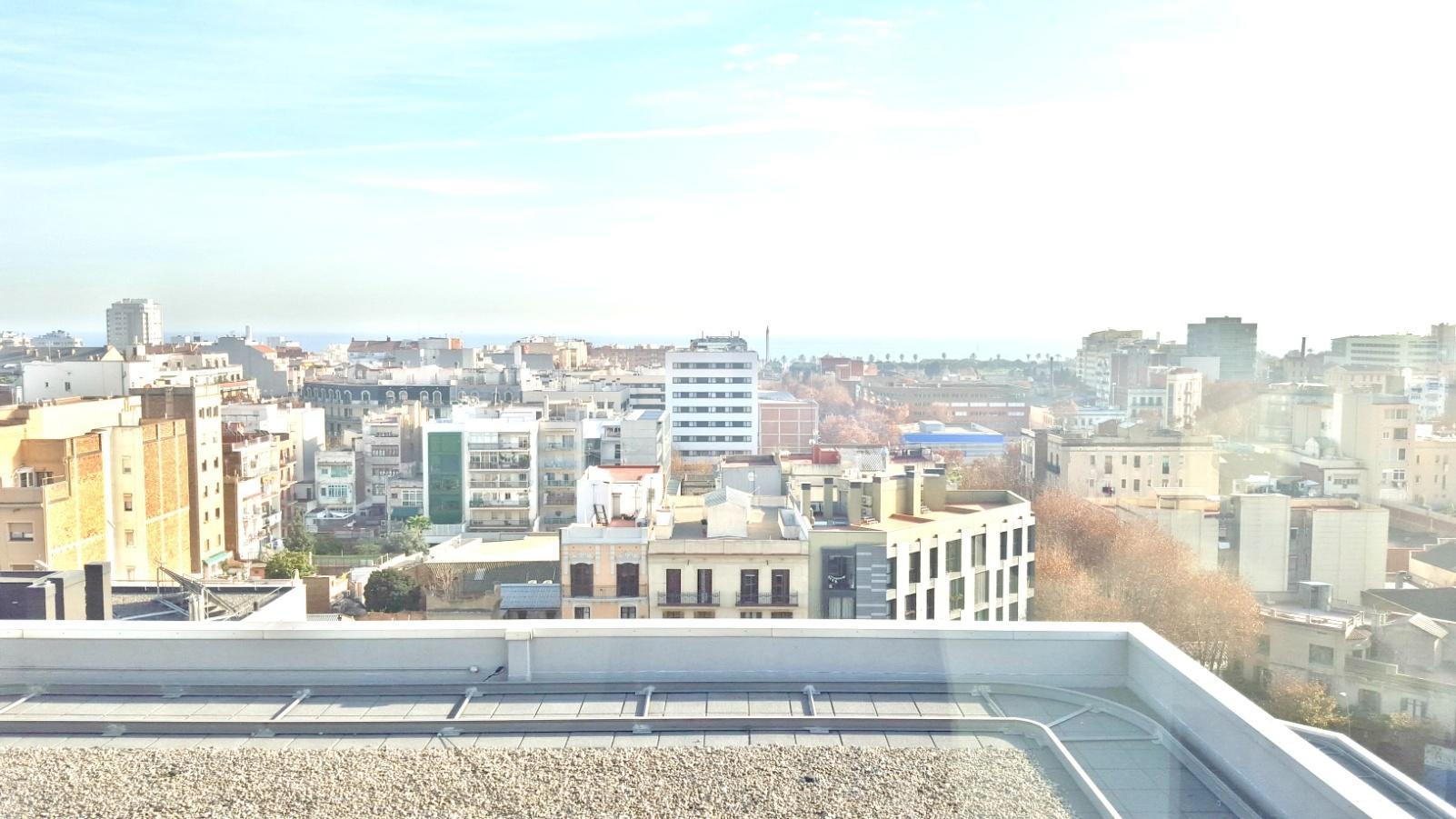 22 barcelona edificio llacuna carrer llacuna 56 planta for Oficina habitatge sant marti