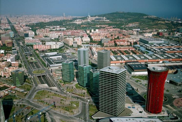Edificio Torre Inbisa, Plaça Europa 11,Planta 3-A