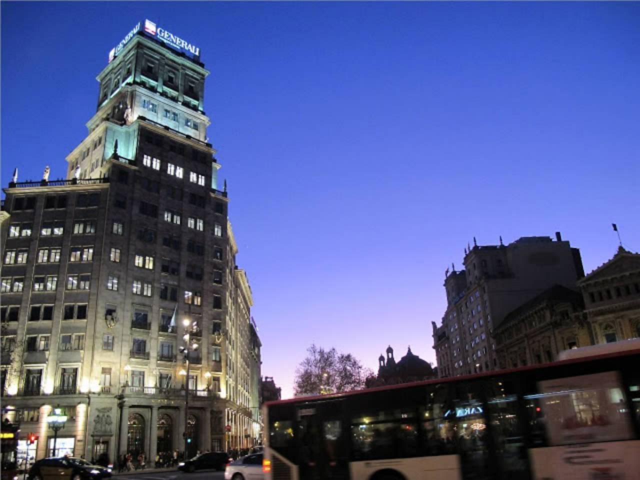 Barcelona-Centro, Edificio Vitalicio, Planta Segunda Tercera