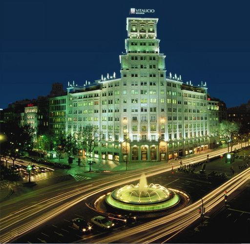 Barcelona-Centro, Edificio Vitalicio, Planta Segundo Primera