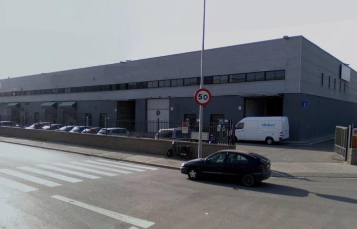 Alquiler Nave Industrial St. Feliu De Llobregat. Barcelona – Baix Llobregat Sud, Zona Industrial El Plà