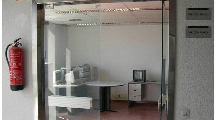 Edificio Industrial en Venta, Barcelona, Sant Andreu, Zona Industrial Bon Pastor inmobiliaria (25)