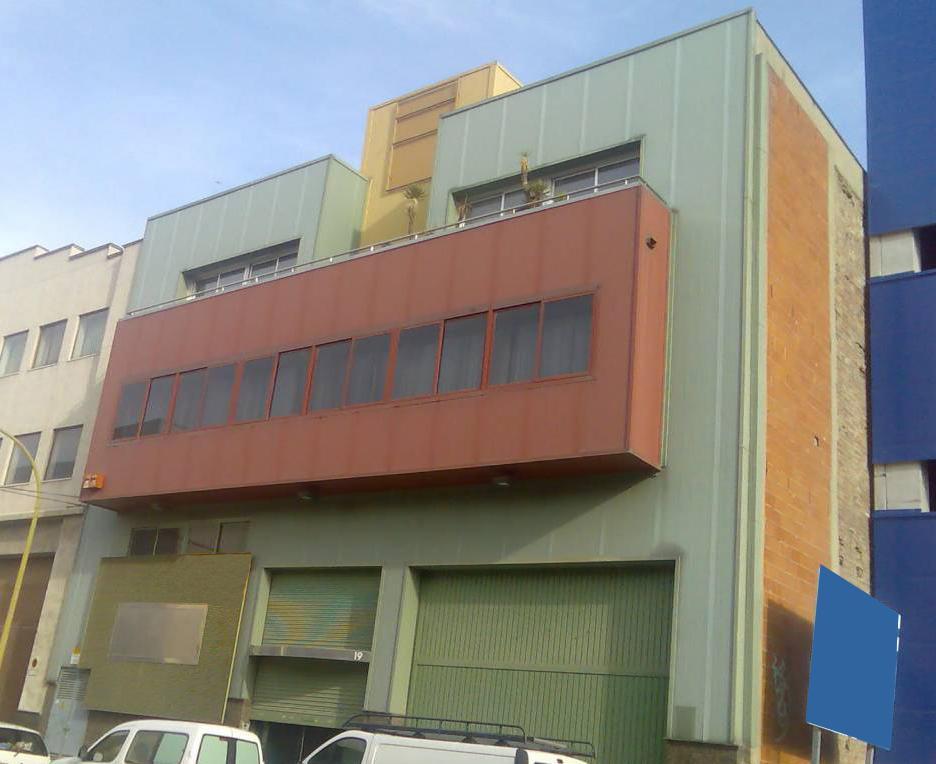 Edificio Industrial en Venta, Barcelona, Sant Andreu, Zona Industrial Bon Pastor
