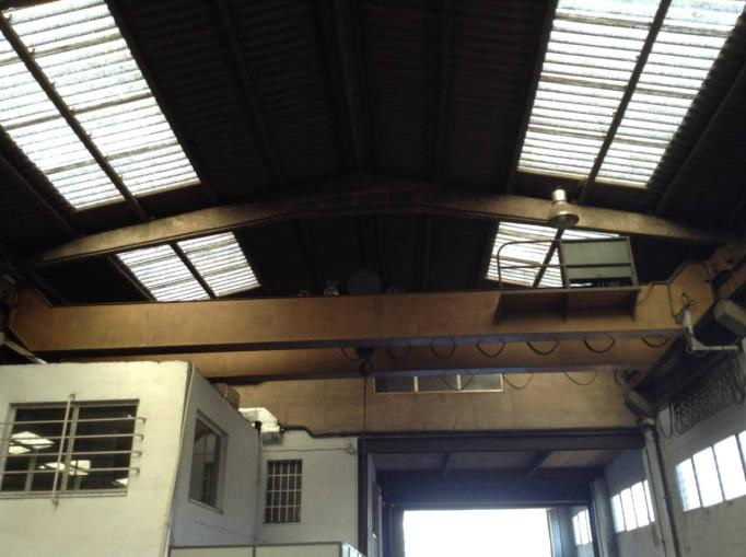 Nave Industrial En Alquiler En Barberà del Vallès-Zona Industrial Santiga