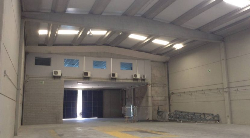 Nave Industrial En Alquiler En Hospitalet De Llobregat - Barcelona (4)