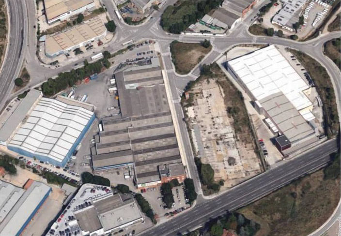 Nave Logística en Granollers, Barcelona, Zona Industrial Coll de Manya