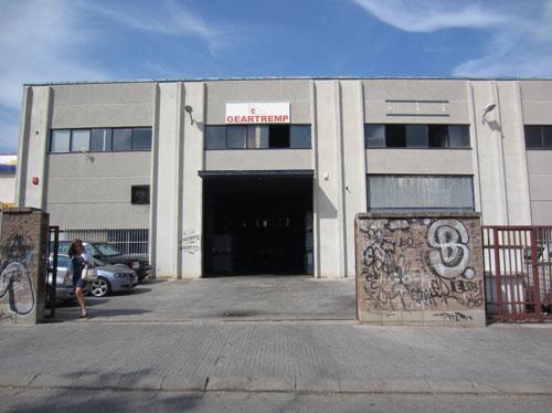 Venta nave industrial cerdanyola del vall s barcelona - Naves industriales barcelona ...