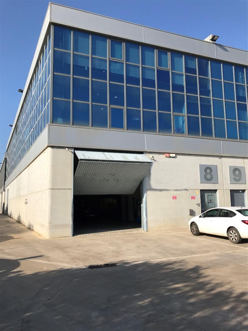 Nave industrial en Venta o alquiler en Zona industrial el Plà en Sant Feliu