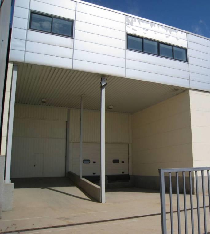 Nave industrial en Alquiler El Prat de LLobregat. Zona Industrial Pratenc